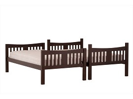 Stork Craft Caribou Twin Over Twin Bunk Bed