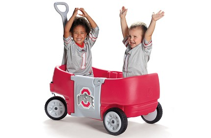 Step2 Ohio State Wagon