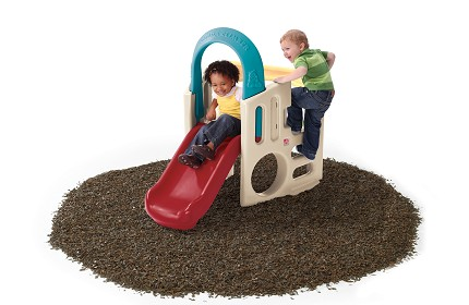 All-in-one activity gym for climbing, crawling, and hiding