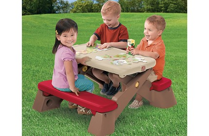 Fun Fold Junior Picnic Table