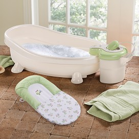 Soothing Baby Spa & Shower
