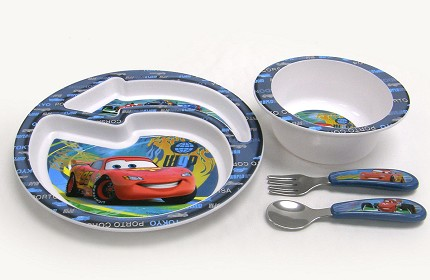 4 Pc Feeding Set