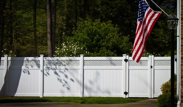 Activeyards Privacy Vinyl Fence Arrowwood Panel