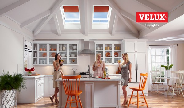Velux skylight for How to clean velux skylights