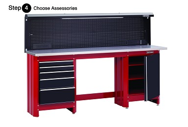 Craftsman 174 Workbench