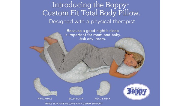 Total Body Pillow Boppy