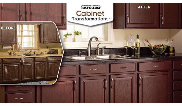 Rust Oleum Cabinet Transformations Light Kit The Canada Source